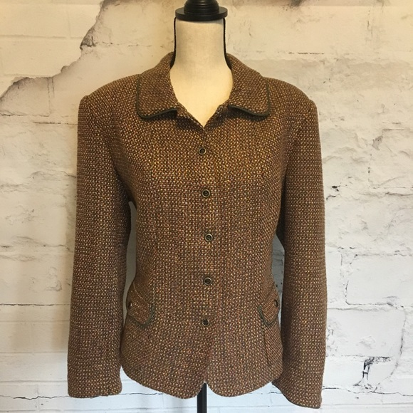 a195f0a58 Coldwater Creek Jackets & Blazers - 💗Coldwater Creek💗 Tweed Jacket